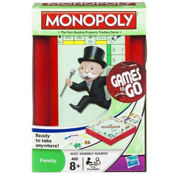 Društvena igra Monopol Travel 29188 - ODDO igračke