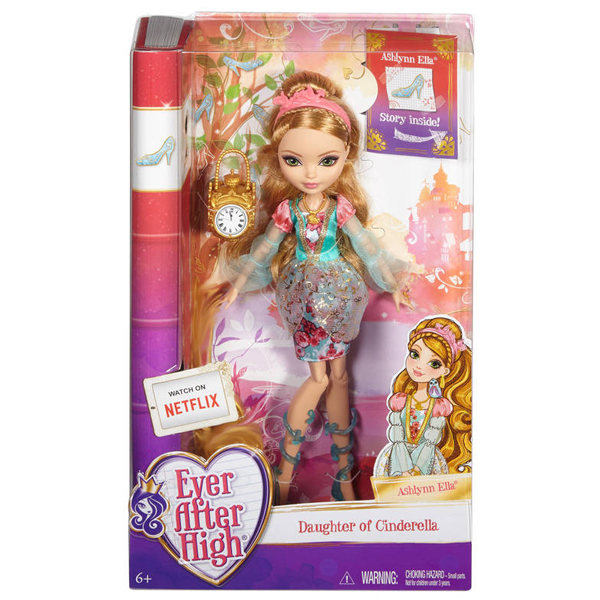 Ever After High Ashlynn Ella CJT36 - ODDO igračke