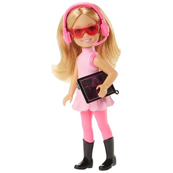 Barbie lutka Shelly Spy Squad Junior DHF10 - ODDO igračke