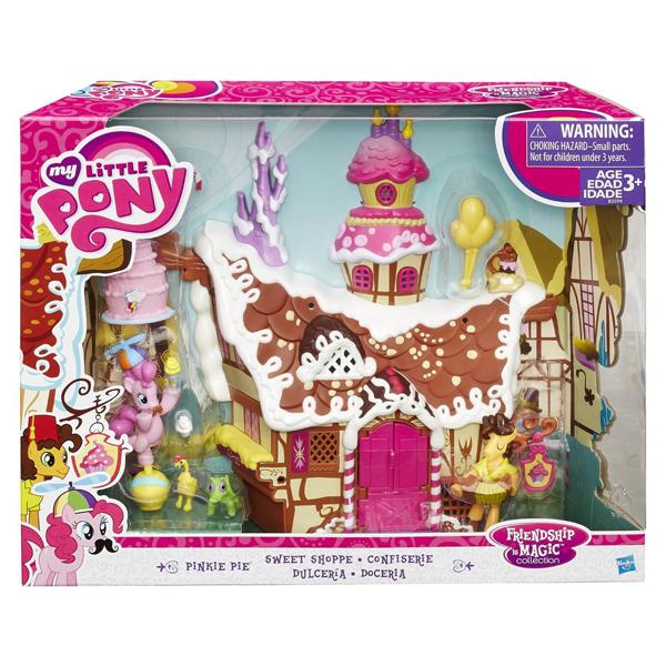 My Little Pony Pinkie Pie Sweet Shoppe B3594 - ODDO igračke