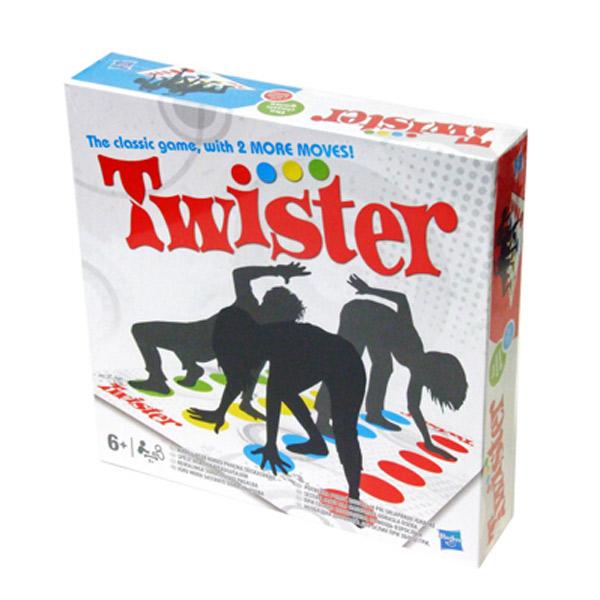 Twister Društvena Igra 98831   - ODDO igračke