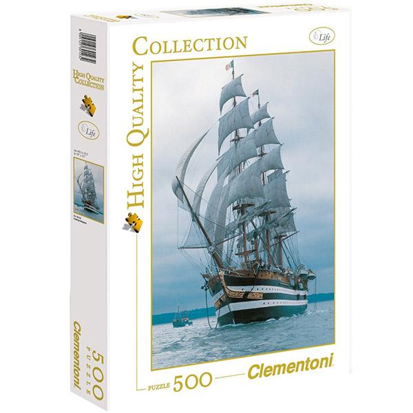 Clementoni Puzzla Amerigo Vespucci 500 pcs 30123 - ODDO igračke