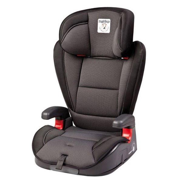 Auto sedište za decu 15-36kg Viaggio 2-3 Surefix-Black P3810051219 - ODDO igračke