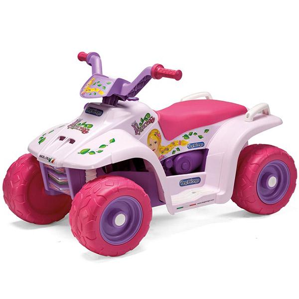 Auto na akumulator Quad Princess Peg Perego P70061152 - ODDO igračke