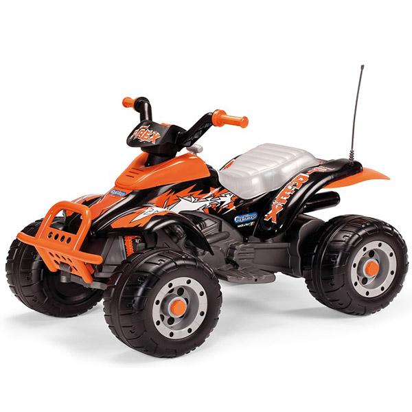 Auto na akumulator Corral T-Rex Nero Arancio IGOR0066 - ODDO igračke