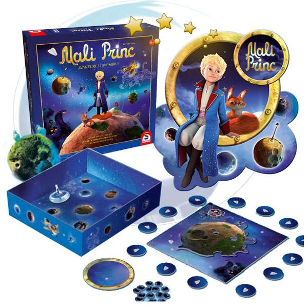 Mali Princ Strateška Igra 88851 - ODDO igračke