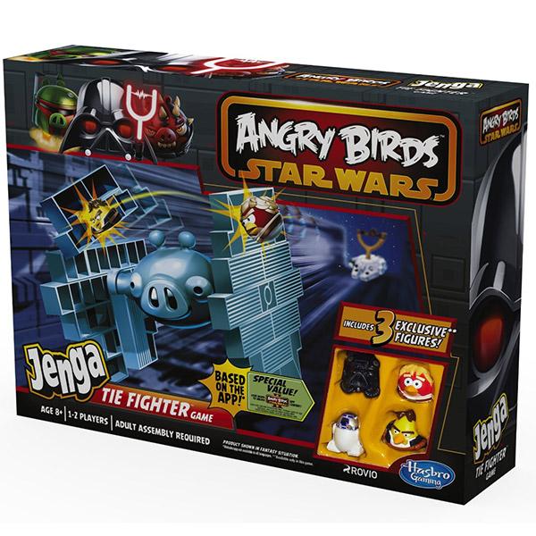 Angry Birds - Jenga A4804/302381 - ODDO igračke