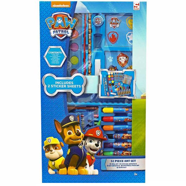 PAW PATROL Set za bojenje TW4232 - ODDO igračke