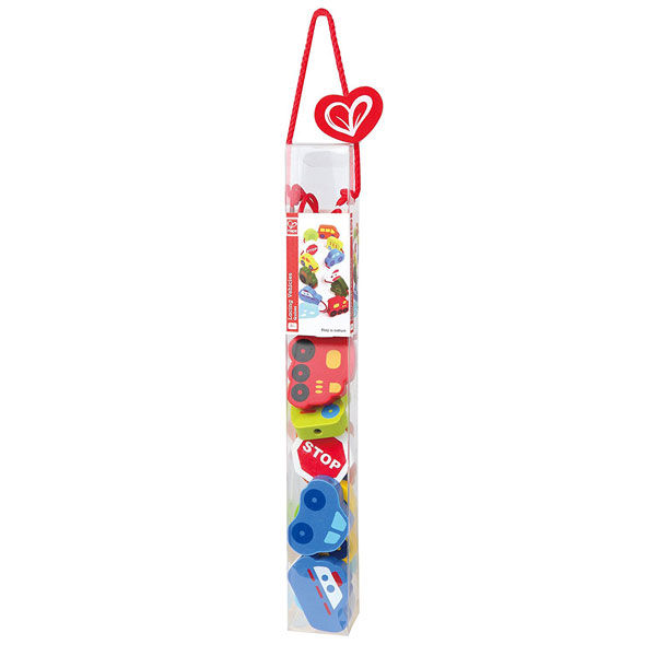 Slagalica vozila Hape Toys E0905 - ODDO igračke