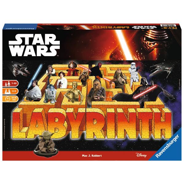 Ravensburger Star Wars Labyrinth 01-266678 - ODDO igračke