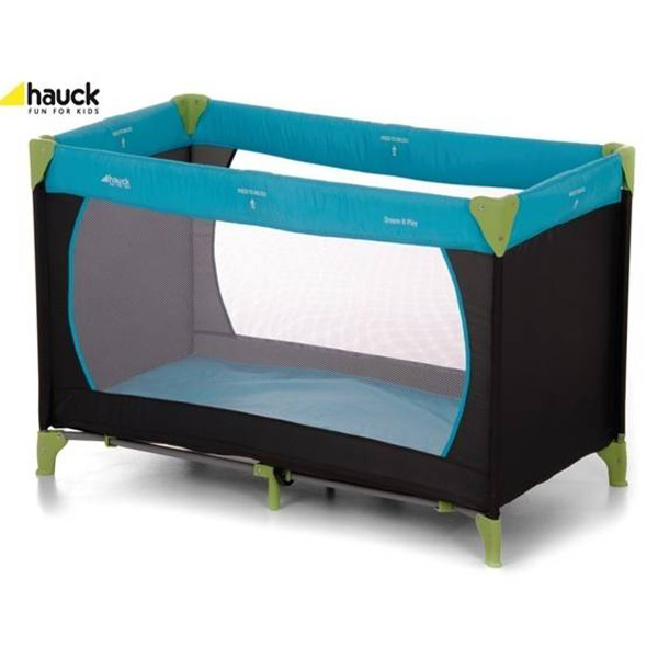Prenosivi Krevetac Dream n Play, Water Blue Hauck 5010033 - ODDO igračke