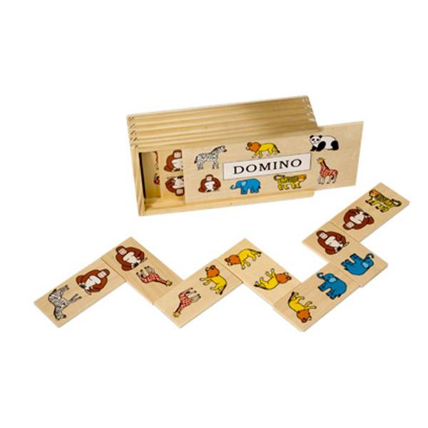 Domine drvene Pino Džungla 4098-2 - ODDO igračke