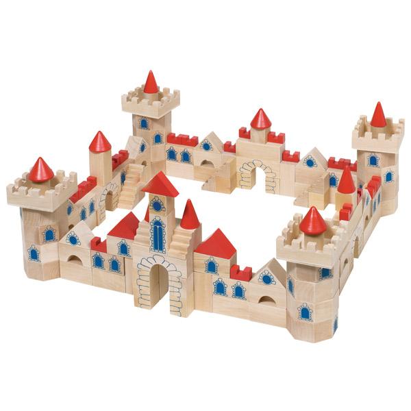 Goki Zamak u Drvenoj Kutiji 58984 - ODDO igračke
