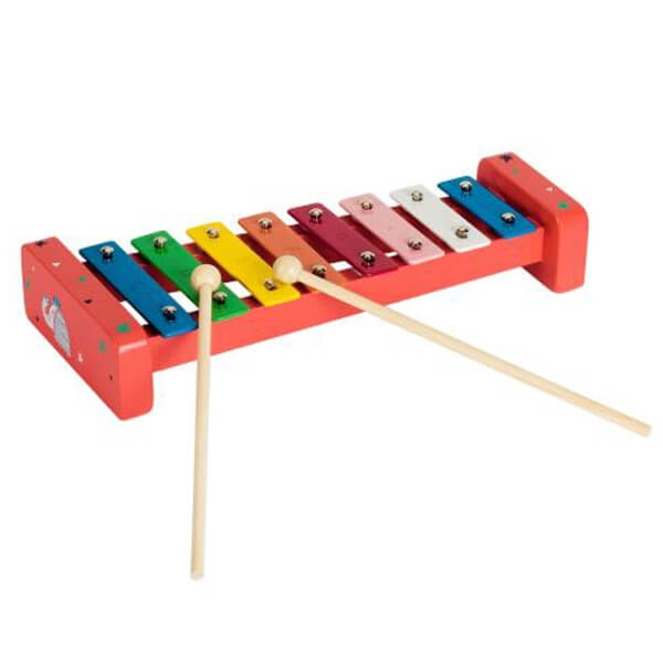 Ksilofon drveni slonče 7227-1 - ODDO igračke