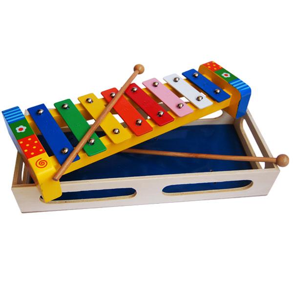 Ksilofon drveni Cvet 7227-1 - ODDO igračke