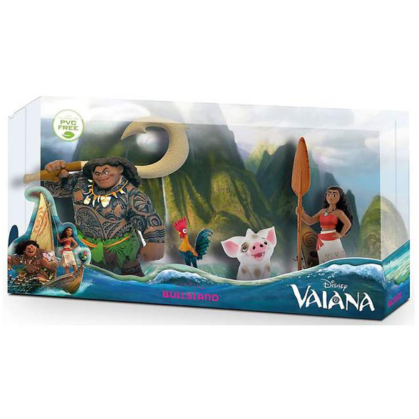 Bully Walt Disney Vaiana (Vaiana) Box Set 13181 - ODDO igračke