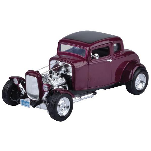 Metalni auto 1:18 1932 Ford Hot Rod 25/73172TC - ODDO igračke