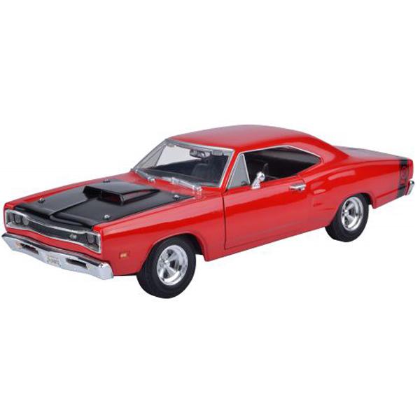 Metalni auto 1:24 1969DODGE CORONER Superbee 25/73315AC - ODDO igračke