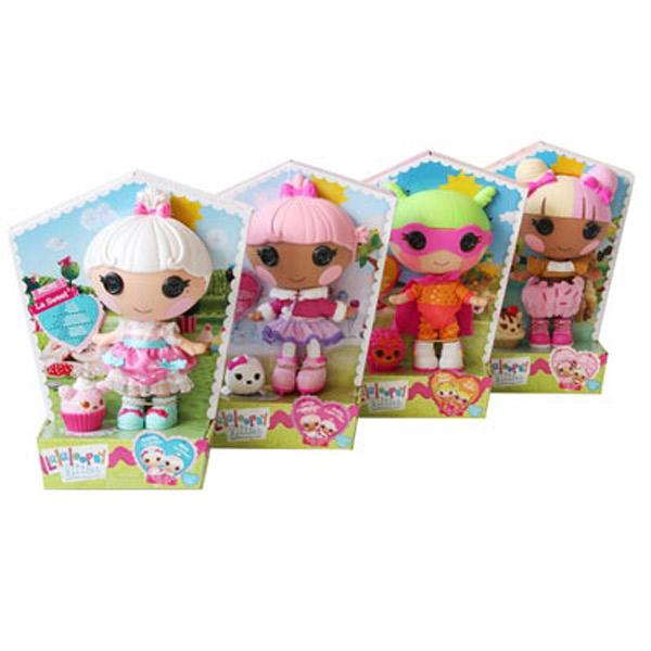 Lalaloopsy Lutke Littles Asst 528722 - ODDO igračke