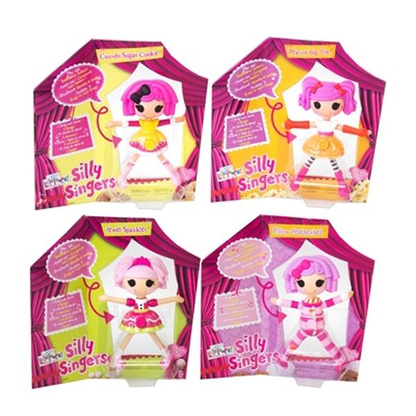 Lalaloopsy Mini Silly Singers 526384 - ODDO igračke
