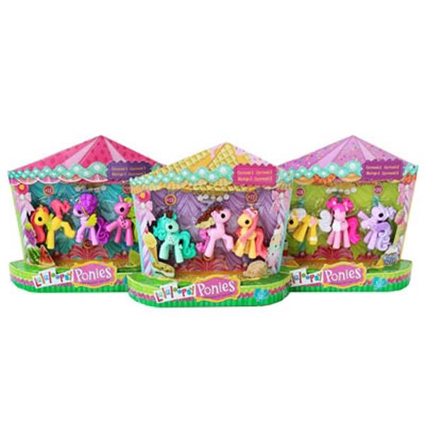 Lalaloopsy Poni 3 komada 525493 - ODDO igračke