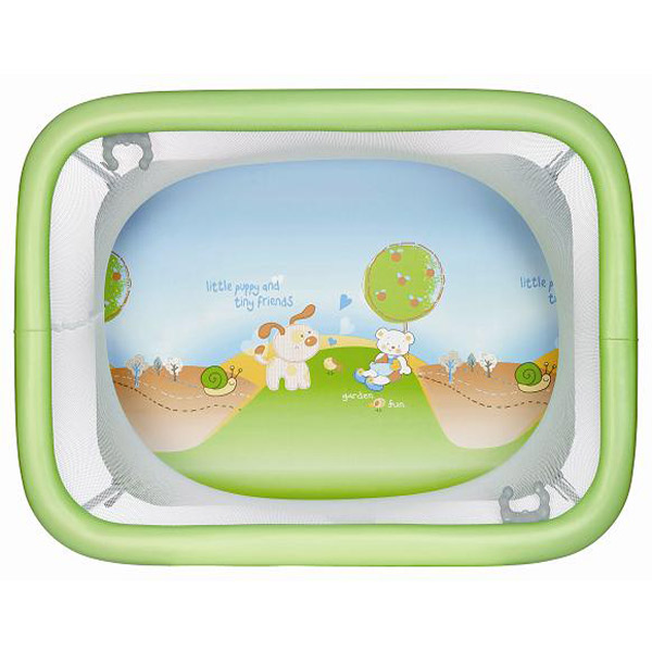 Plebani Ogradica Carino Green 5030014 - ODDO igračke