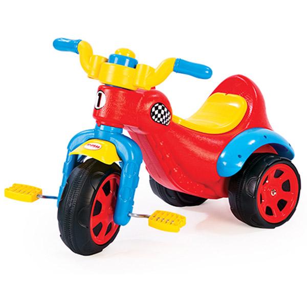 Tricikl na pedale Harli Dolu 070395 - ODDO igračke