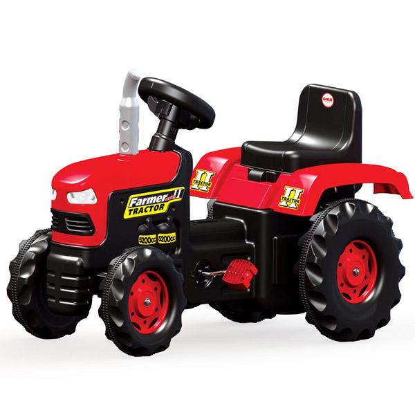 Traktor na pedale Farmer Dolu 080509 - ODDO igračke