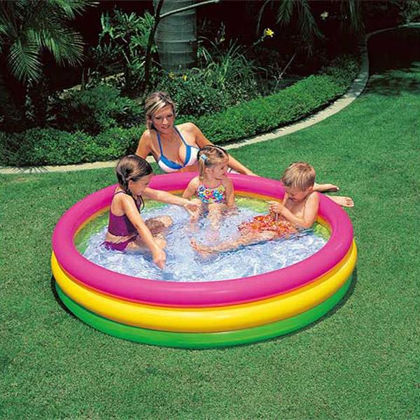 Intex Dečiji bazen 147x33cm 57422 - ODDO igračke