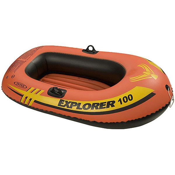 Čamac Explorer 100 147x84x36cm Intex 58329 - ODDO igračke