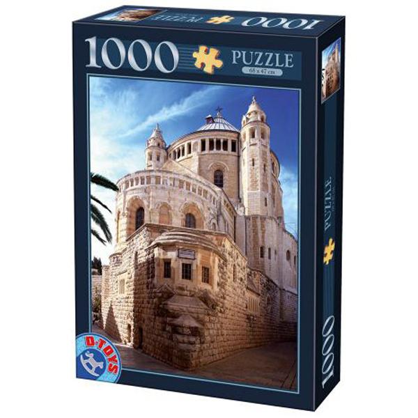 DToys puzzle Jerusalem 1000pcs 07/64288-09 - ODDO igračke