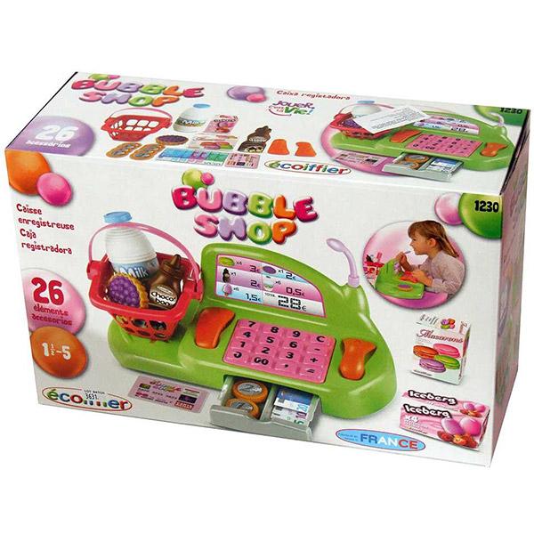 Registar Kasa Ecoiffier SM001230 - ODDO igračke