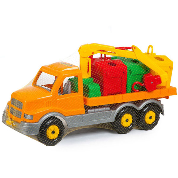 Kamion - Đubretarac BR44280 - ODDO igračke