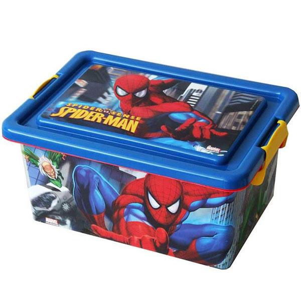 Kutija Za Igračke Spiderman  13l SR04575 - ODDO igračke