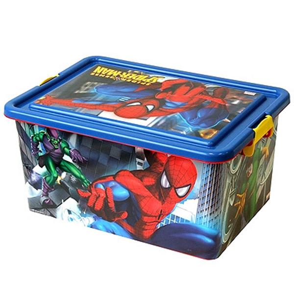 Kutija Za Igračke Spiderman  23l SR04576    - ODDO igračke