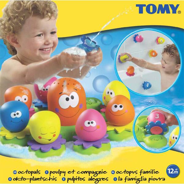 Tomy Octopals za kupanje TM2756 - ODDO igračke