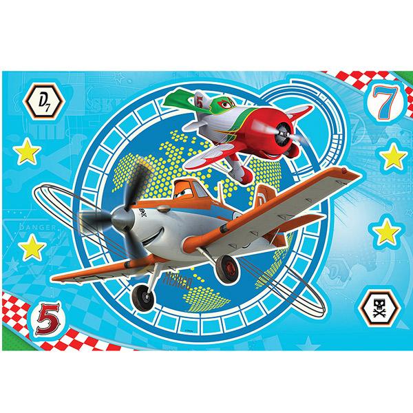 Trefl Magic Decor Puzzle Planes 15pcs 14603 Oddo Igračke