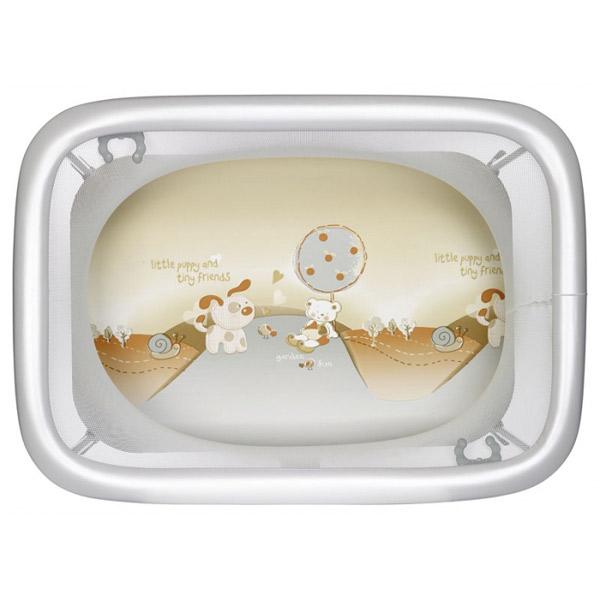 Plebani Ogradica Carino Silver 5310060 - ODDO igračke