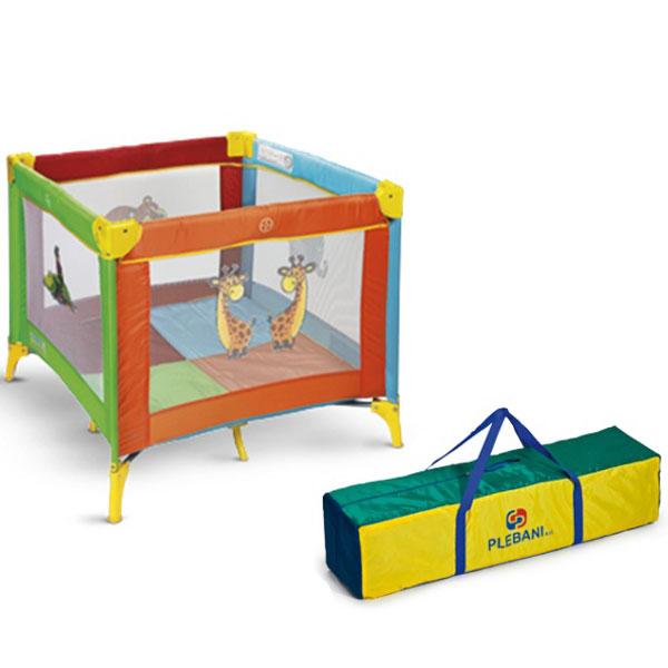 Plebani Ogradica Kvadratna Confort 5310049 - ODDO igračke