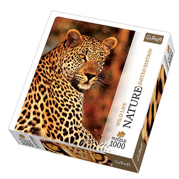 Trefl Puzzla Leopard 1000pcs 10505 - ODDO igračke