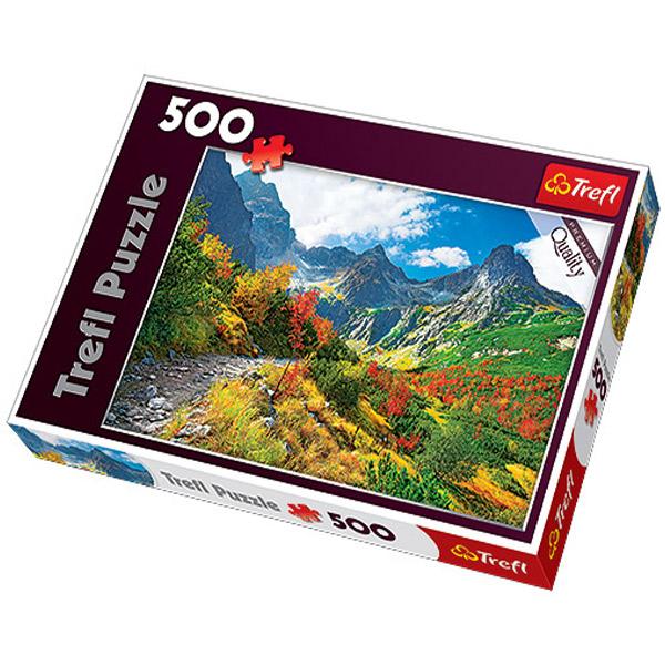 Trefl Puzzla Autumn Tatras 500pcs 37190 - ODDO igračke