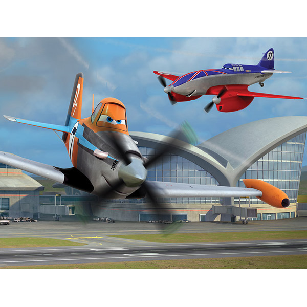 Trefl Puzzla 3 X Story Planes Long Tale 90306 Oddo Igračke