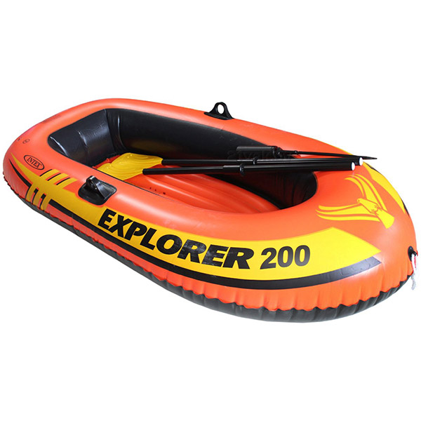 Čamac Intex sa veslima 185x94x41cm 14/58331NPI - ODDO igračke