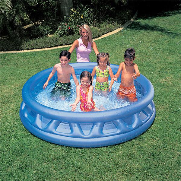 Dečiji Bazen Intex 188x46cm 58431NP - ODDO igračke