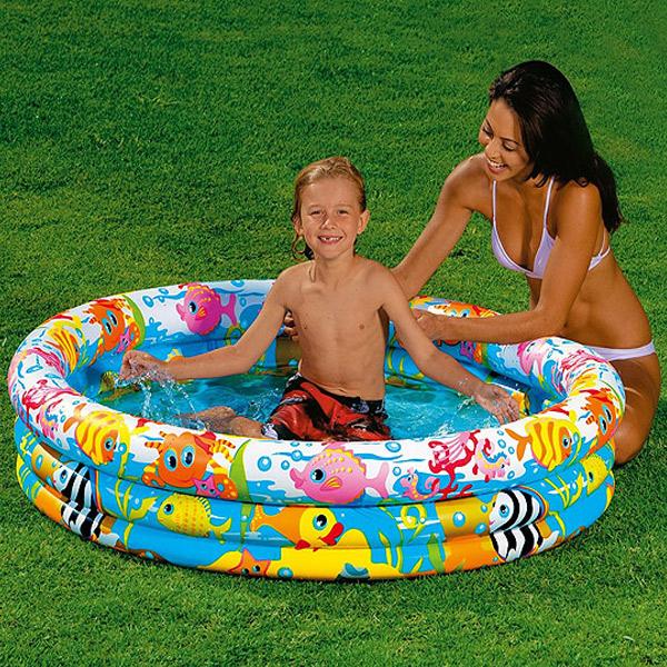 Dečiji Bazen Intex 132x28cm 59431 - ODDO igračke