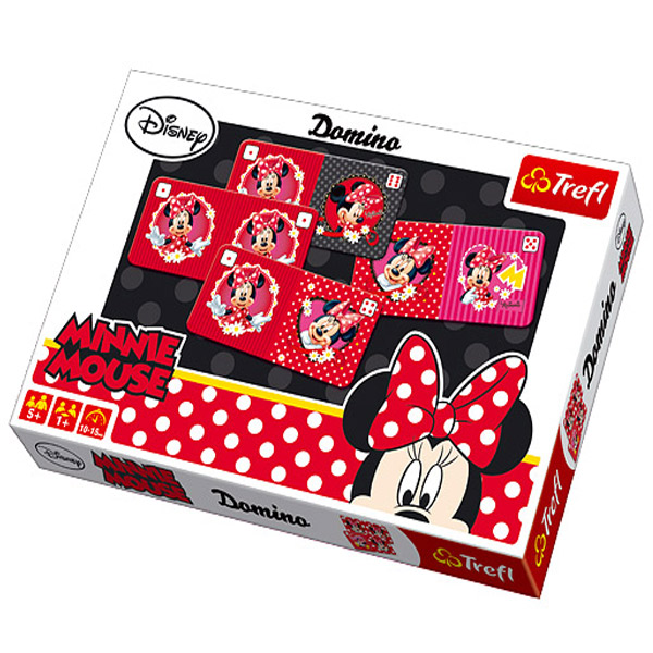 Domino Minnie Trefl Disney 736 - ODDO igračke