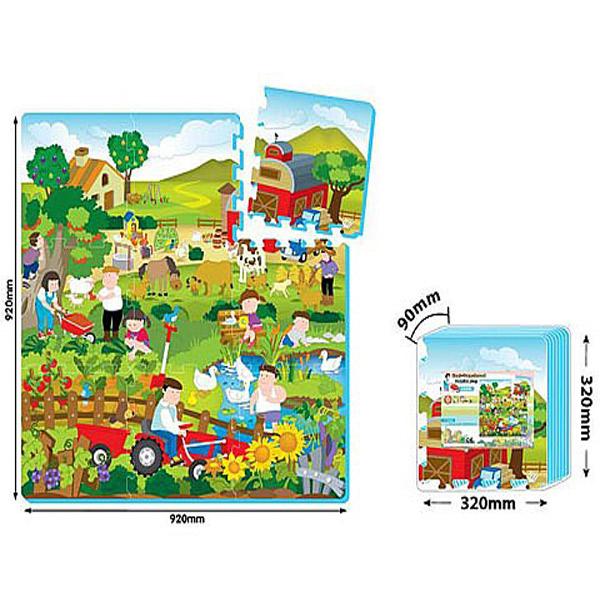 Podna Puzzla Farma 2 PZ30067 - ODDO igračke