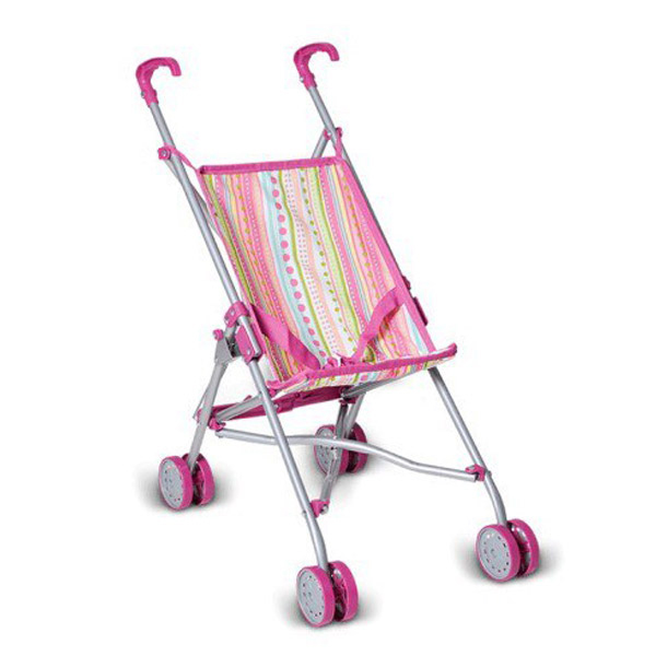 Kolica za lutke Knorr Toys Sim Stripes 12638 - ODDO igračke