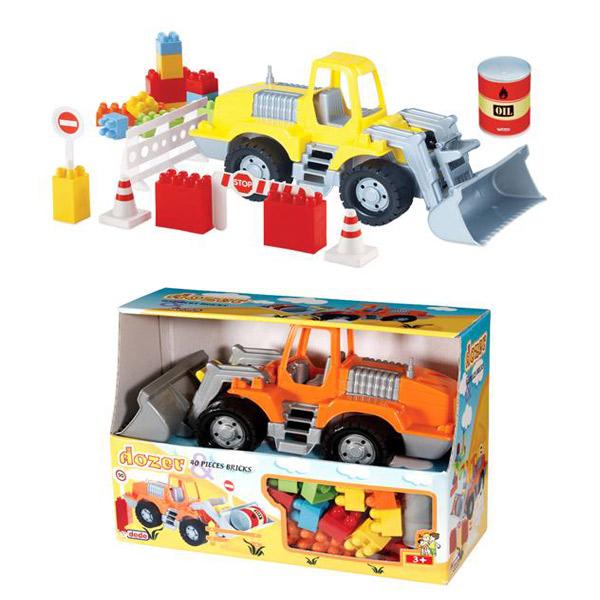 DEDE Bager s Kockama - 015133 - ODDO igračke