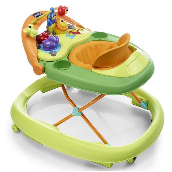 Dubak Chicco Walky Talky Green Wave 5390087 - ODDO igračke